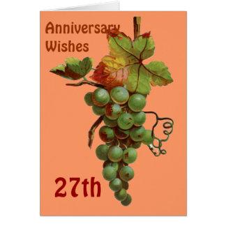 27th Weding Aniversary Gift 03 - 27th Weding Aniversary Gift