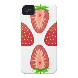 27th February - Strawberry Day - Appreciation Day Case-Mate iPhone 4 Case