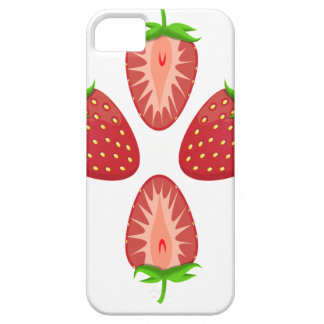 27th February - Strawberry Day - Appreciation Day iPhone SE/5/5s Case