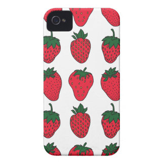 27th February - Strawberry Day iPhone 4 Case