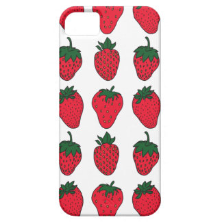 27th February - Strawberry Day iPhone SE/5/5s Case