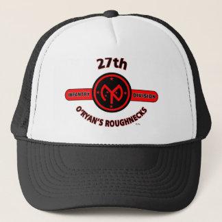 "27TH INFANTRY DIVISION ""O'RYAN'S ROUGHNECKS"" TRUCKER HAT"