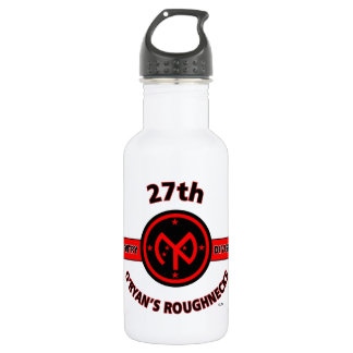 """27TH INFANTRY DIVISION """"O'RYAN'S ROUGHNECKS"""" WATER BOTTLE"""