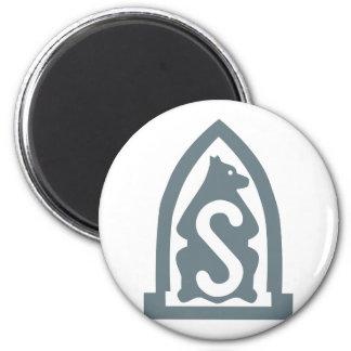 27th Infantry Regiment Coat of Arms Refrigerator Magnet