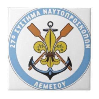 27th Limassol Sea Scouts Tile