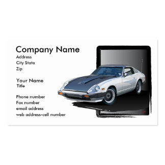280zx Business card
