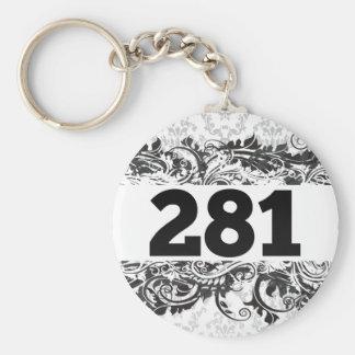 281 LLAVEROS