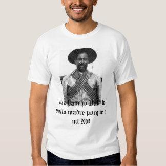 2861, si a Pancho Villa le valio madre porque a... T-Shirt