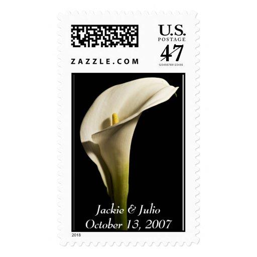 28659393-L, Jackie y JulioOctober 13, 2007 Sellos Postales