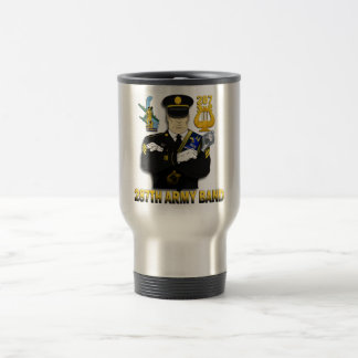 287th Army Band Travel Mug