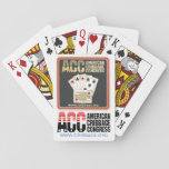 "28 HAND ACC CARDS<br><div class=""desc"">USE THESE NEW 28 HAND PLAYING CARDS DISPLAYING THE ACC LOGO.</div>"