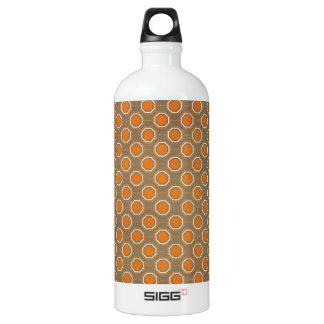 28neutral NEUTRAL GRAYISH GREEN GEOMETRIC BRIGHT O Water Bottle