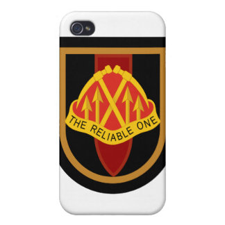 28th EOD Airborne 192nd BN iPhone 4 Cases