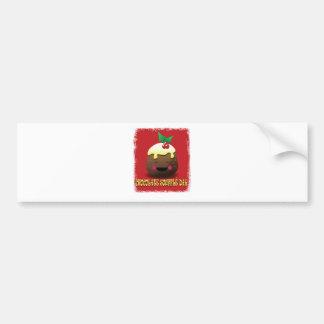 28th February - Chocolate Souffle Day Bumper Sticker
