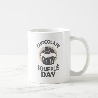 28th February - Chocolate Soufflé Day Coffee Mug