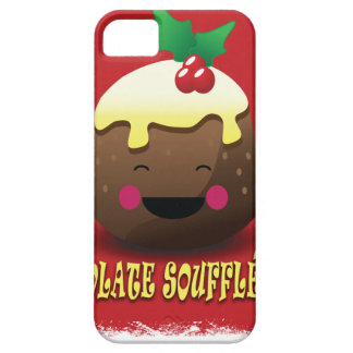 28th February - Chocolate Souffle Day iPhone SE/5/5s Case
