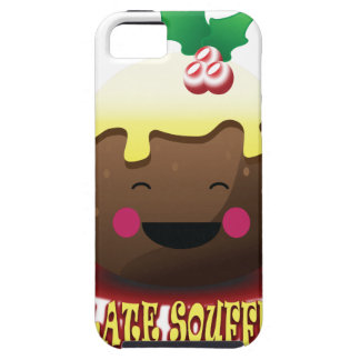 28th February - Chocolate Soufflé Day iPhone SE/5/5s Case