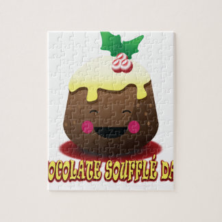 28th February - Chocolate Soufflé Day Jigsaw Puzzle