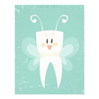 28th February - Tooth Fairy Day Letterhead
