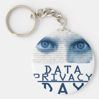 28th January - Data Privacy Day Keychain