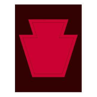 28va cuarta división de infantería del ejército tarjetas postales