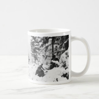 290th American Regiment in the Battle of the Bulge Coffee Mug