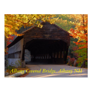 2932315197_6e921d2a30_o, Albany Covered Bridge,... Postcard
