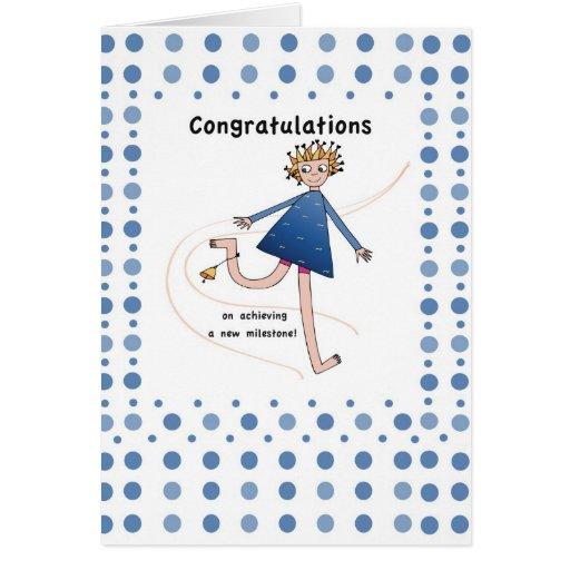 2957 nueva enhorabuena del jalón felicitación