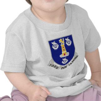 295o Regimiento de infantería - Todo Por Patria Camiseta