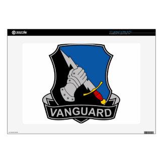 "297th Military Intelligence Battalion - Vanguard 15"" Laptop Skin"