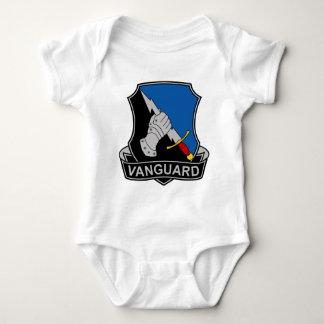 297th Military Intelligence Battalion - Vanguard Baby Bodysuit
