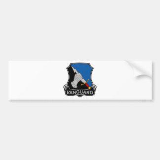 297th Military Intelligence Battalion - Vanguard Bumper Sticker