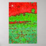 299 mountainssky-pastel2b-copya poster