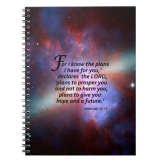 29:11 de Jeremiah Notebook