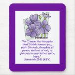 29:11 de Jeremiah Tapete De Ratón