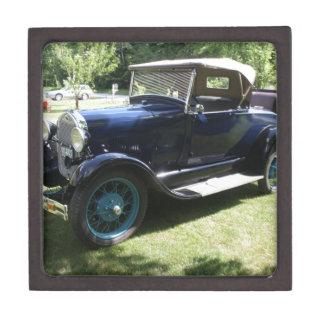 29 Antique Auto Keepsake Box