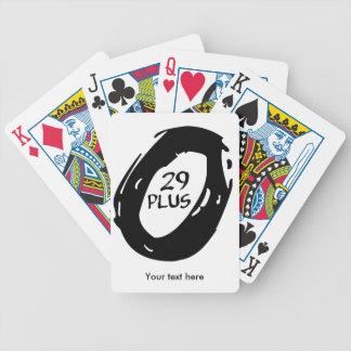 29+ bike bicycle playing cards