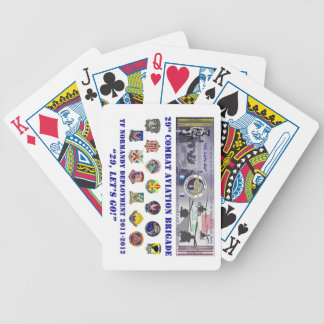 29 CAB Deployment Playing Cards