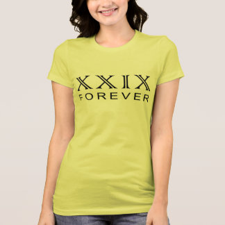 29 Forever Shirts