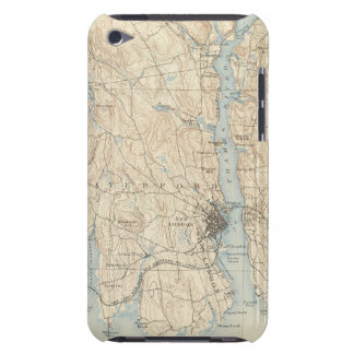 29 New London sheet Barely There iPod Case