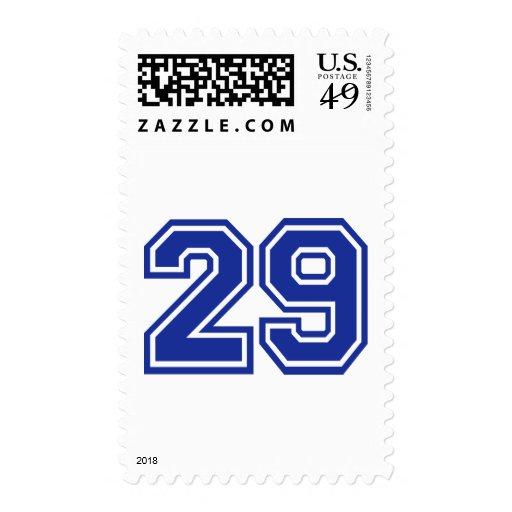 29 - número envio