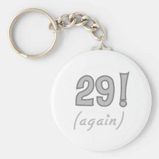 29 otra vez llavero redondo tipo pin