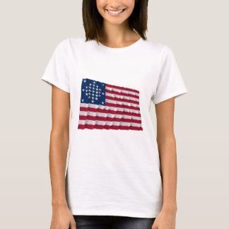 29-star flag, Diamond pattern, outliers T-Shirt