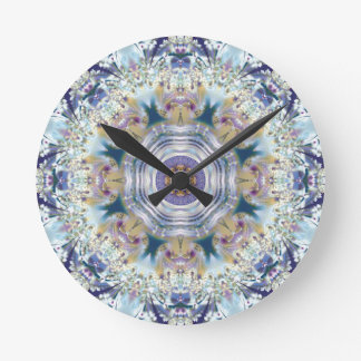 29Mandalas from the Heart of Freedom 29 Gifts Round Clock