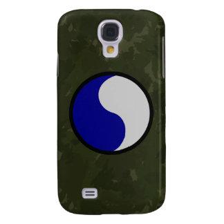 """29no La división de infantería """"29 deja para ir!"""" Funda Para Galaxy S4"""