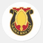 29no PA militar del ejército del equipo de combate Etiqueta