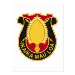 29no PA militar del ejército del equipo de combate Postal