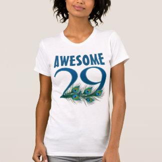 29th Birthday shirts