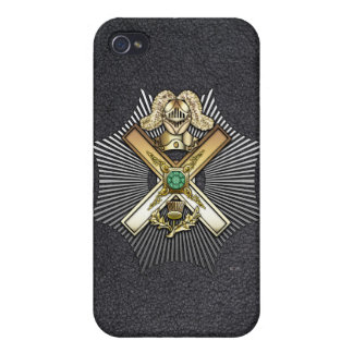 29th Degree: Knight of Saint Andrew iPhone 4 Case