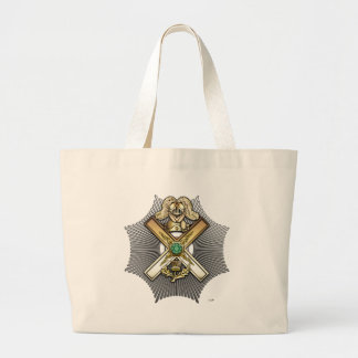 29th Degree: Knight of Saint Andrew Large Tote Bag